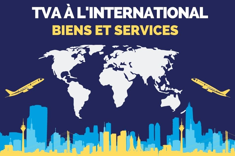 TVA à l'international