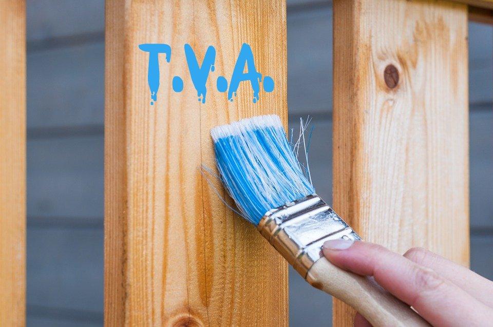TVA réduite sur les travaux: simplification administrative sous le seuil de 300€