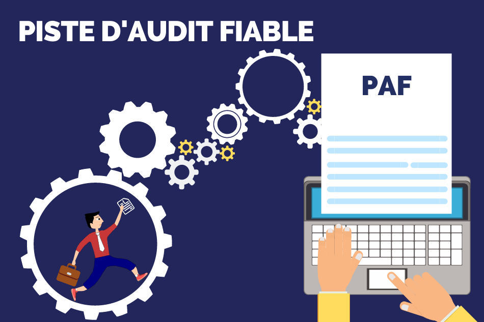 Piste d'audit fiable