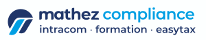 MATHEZ COMPLIANCE Intracom, Formation, Easytax (logo)