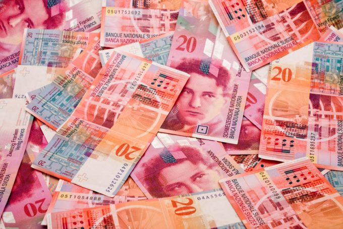 Francs suisses. Photo Freeimages.com/Michael Faes