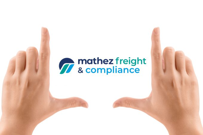 MATHEZ FREIGHT & COMPLIANCE - nouveau logo