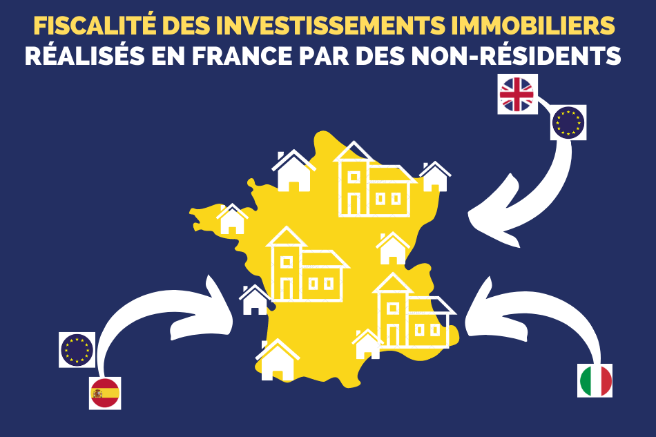 Investissements immobiliers en France