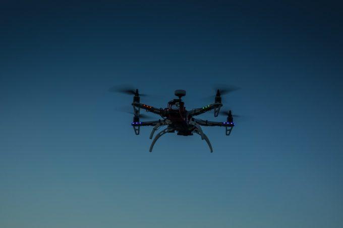 drone - Bien à Double Usage