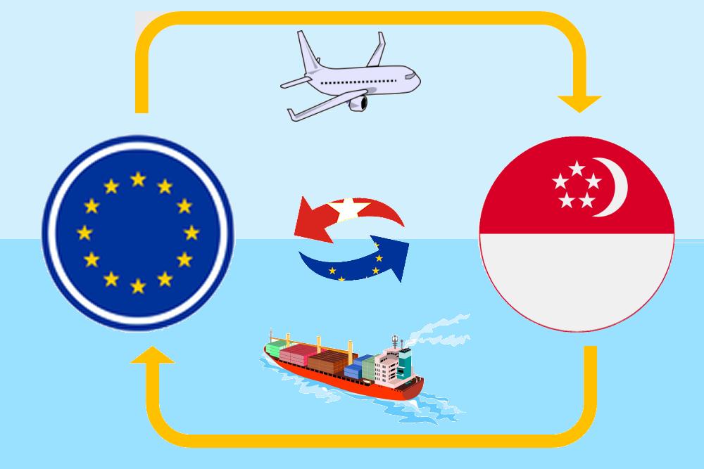 Accord de libre-échange UE/Singapour: décryptage pour les exportateurs/importateurs