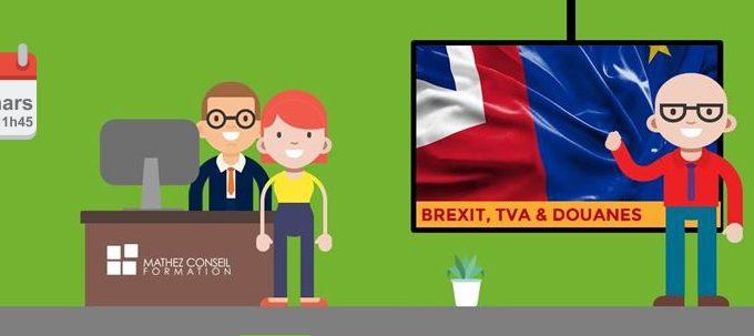 Brexit, impacts TVA & Douanes
